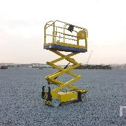 2008 MANITOU 81XE Electric Scissorlift