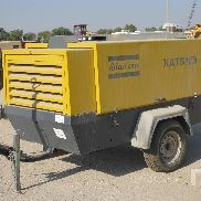 UNUSED 2014 ATLAS COPCO XATS156DD Compresseur d'air portatif