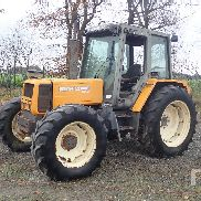 1996 RENAULT 103-54TX MFWD Tractor