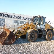 2010 LIEBHERR L538 Wheel Loader