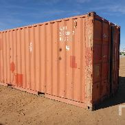 2008 SUMITOMO ELECTRIC SOC Container