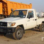 2007 TOYOTA LAND CRUISER 79L 4x4 Pickup