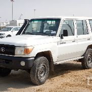 Toyota Land Cruiser 76L 4x4 Sport Utility Vehicle