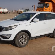 KIA SPORTAGE AWD Sport Utility Vehicle