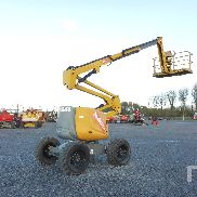 2006 HAULOTTE HA18PXNT 4x4x4 Articulated Boom Lift