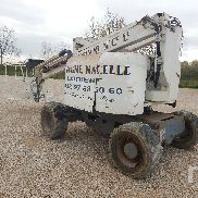 1999 TEREX TA50RT 4x4 Articulated Boom Lift
