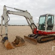 2008 TAKEUCHI TB145 Mini Excavator (1 - 4.9 Tons)