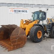 2006 LIEBHERR L576 2 Plus 2 Wheel Loader