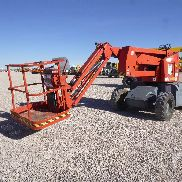 2005 HAULOTTE HA12PX 4x4 Articulated Boom Lift