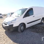 2012 CITROEN JUMPY 1.6D Van