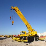 1996 KATO KR45H-VS 45 Ton 4x4 Rough Terrain Crane