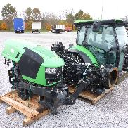 2013 DEUTZ-FAHR 5120 TTV Parts ofr M FWD Tractor Parts/Stationary Construction-Other