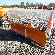 UNUSED 2016 MATEV SRM-SF 220 ST 2200 mm Sidewalk Plow