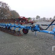 2012 LEMKEN DIAMANT 12VT 8 Bottom Rollover Plow
