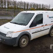2007 FORD CONNECT T220L Van