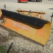 1987 ASSALONI AN2V 3 M Sidewalk Plow