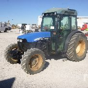 2004 NEW HOLLAND TN95FA 4WD MFWD Tracteur