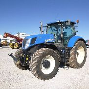 2012 NEW HOLLAND T7.235 MFWD Tracteur