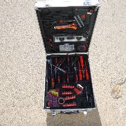 2017 MYRTOOL FY251A Trolley Tool Box