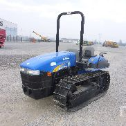 2008 NEW HOLLAND TK80A Raupentraktor
