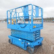 1999 GENIE GS3246 Electric Scissorlift