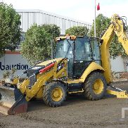 2014 CATERPILLAR 430F IT 4x4 Loader Backhoe