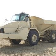 2003 CATERPILLAR 740 6x6 Articulated Dump Truck
