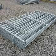 UNUSED Quantity Of 10 Cattle Hurdles Livestock Equipment - Other