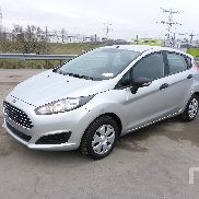 FORD FIESTA 1.25 Car