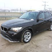 2014 BMW X1 SDRIVE 18I Sport Utility Vehicle