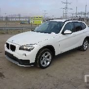 2014 BMW X1 XDRIVE 18D Sport Utility Vehicle