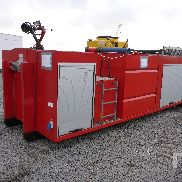 2002 GEMCO Rolloff Containerized Foam Extingui Pump