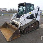 2009 BOBCAT T190 High Flow Multi Terrain Loader