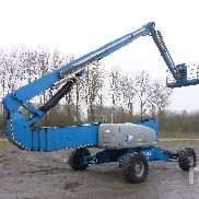 2008 GENIE Z135/70 4x4x4 Articulated Boom Lift