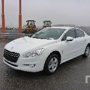 UNUSED 2014 PEUGEOT 508 Automobile