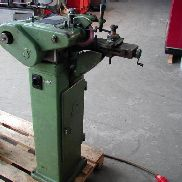 Circular saw blade sharpening machines