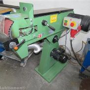 KEF belt sander, band width: 150 mm, good condition as new