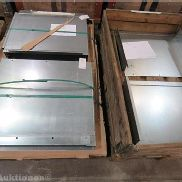 2 pallet thereon galvanized sheets for Cabinet