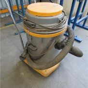 Industrial vacuum cleaners explosion protected,