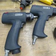 2 pcs. Pneumatic impact wrench BOSCH type Clean