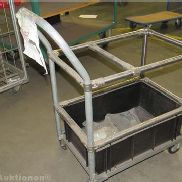 Bar trolley, formato Piattaforma: 600 x 400 mm