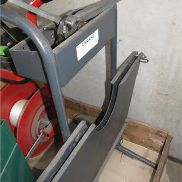 Steel strapping tool GIGANT, incl. Locking pliers