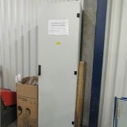 Cabinet, taille: 2000 x 600 x 600 mm