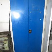 2 door metal tool cabinet HAHN + KOLB, size: 950 x 430 x 2000 mm