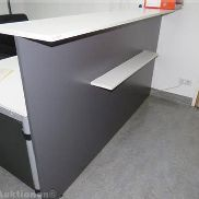 Reception desk wall matching desk Item 33