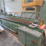 Format- / trimming and cutting saw SCHELLING type FS420