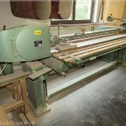 Belt Grinding Machine LANGZAUNER Type LZB 1000/700/1400
