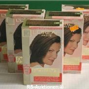 "5 pcs. Hair Color LOREAL ""Darkblond"" No. 6"