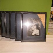 "5 pcs. Picture frame ""New York"" Size: 15 x 20 cm"
