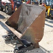 HIGH TIP BUCKET FOR JCB TELETRUK